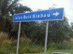 Jalan Buis-Kiabau